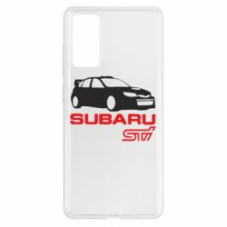 Чохол для Samsung S20 FE Subaru STI