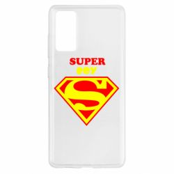 Чохол для Samsung S20 FE Super Boy