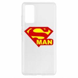 Чохол для Samsung S20 FE Super Man