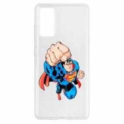 Чохол для Samsung S20 FE Супермен Комікс