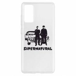 Чохол для Samsung S20 FE Supernatural Брати Вінчестери