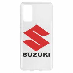 Чохол для Samsung S20 FE Suzuki