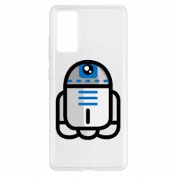 Чехол для Samsung S20 FE Sweet R2D2