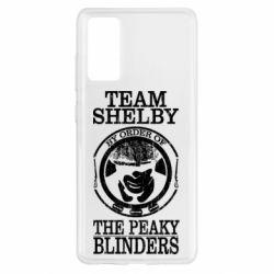 Чохол для Samsung S20 FE Team Shelby the Peaky Blinders