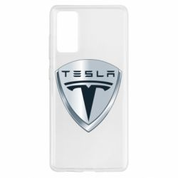 Чехол для Samsung S20 FE Tesla Corp