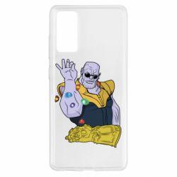 Чохол для Samsung S20 FE Thanos Art