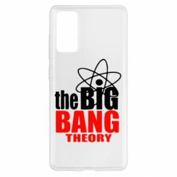 Чохол для Samsung S20 FE The Bang theory Bing