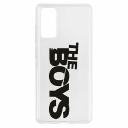 Чехол для Samsung S20 FE The Boys logo