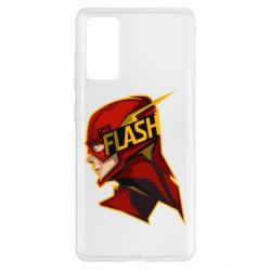 Чехол для Samsung S20 FE The Flash