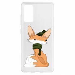 Чохол для Samsung S20 FE The Fox in the Hat