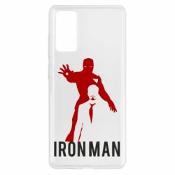Чохол для Samsung S20 FE The Invincible Iron Man