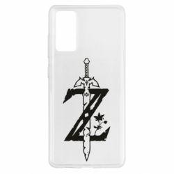 Чохол для Samsung S20 FE The Legend of Zelda Logo