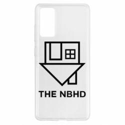 Чехол для Samsung S20 FE THE NBHD Logo