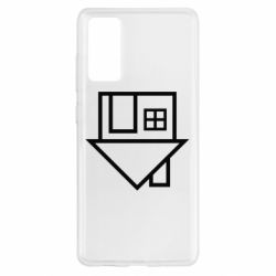 Чехол для Samsung S20 FE The Neighbourhood Logotype