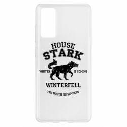 Чехол для Samsung S20 FE The North Remembers - House Stark
