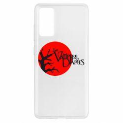 Чохол для Samsung S20 FE The Vampire Diaries