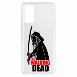 Чохол для Samsung S20 FE The walking dead (Ходячі мерці)
