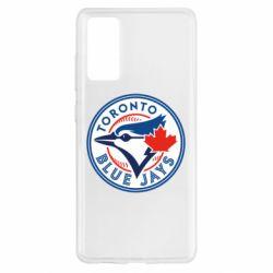 Чохол для Samsung S20 FE Toronto Blue Jays