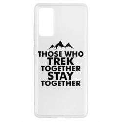 Чохол для Samsung S20 FE Trek together