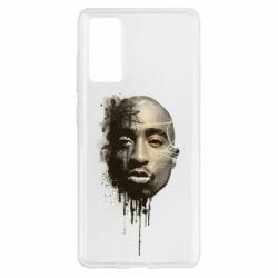 Чехол для Samsung S20 FE Tupac Shakur