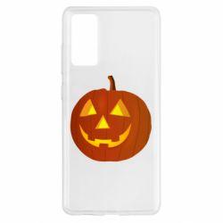 Чохол для Samsung S20 FE Тыква Halloween