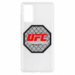Чехол для Samsung S20 FE UFC Cage