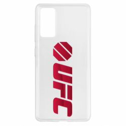 Чехол для Samsung S20 FE UFC Main Logo