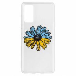 Чехол для Samsung S20 FE Українська квітка