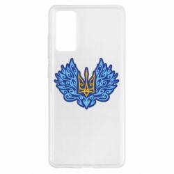 Чохол для Samsung S20 FE Український тризуб арт
