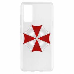 Чохол для Samsung S20 FE Umbrella Corp Logo