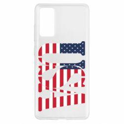 Чохол для Samsung S20 FE USA