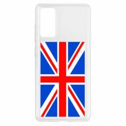 Чехол для Samsung S20 FE Великобритания