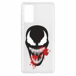 Чохол для Samsung S20 FE Venom blood