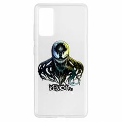 Чехол для Samsung S20 FE Venom Bust Art