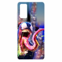 Чехол для Samsung S20 FE Venom slime