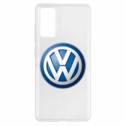 Чохол для Samsung S20 FE Volkswagen 3D Logo