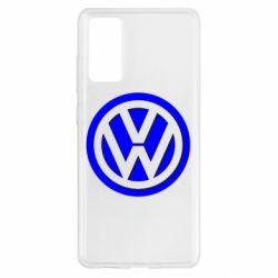 Чохол для Samsung S20 FE Логотип Volkswagen