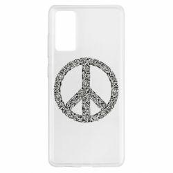 Чохол для Samsung S20 FE War Peace
