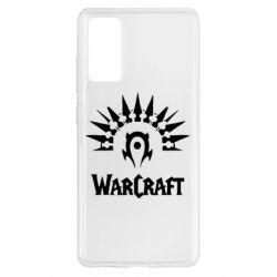 Чохол для Samsung S20 FE WarCraft Logo