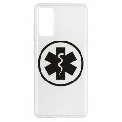 Чохол для Samsung S20 FE Warface: medic