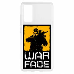 Чохол для Samsung S20 FE Warface