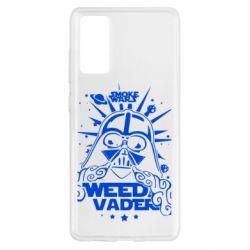 Чехол для Samsung S20 FE Weed Vader