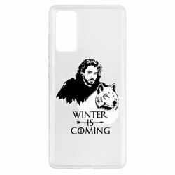 Чохол для Samsung S20 FE Winter is coming I