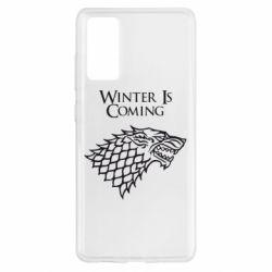 Чохол для Samsung S20 FE Winter is coming (Гра престолів)