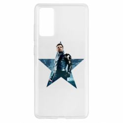Чохол для Samsung S20 FE Winter Soldier Star