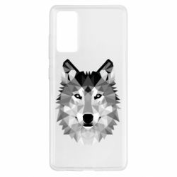 Чохол для Samsung S20 FE Wolf Art