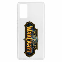 Чохол для Samsung S20 FE World of Warcraft game
