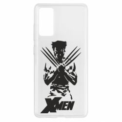 Чохол для Samsung S20 FE X men: Logan