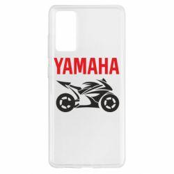 Чохол для Samsung S20 FE Yamaha Bike