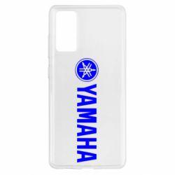 Чохол для Samsung S20 FE Yamaha Logo